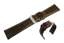 Hadley-Roma Genuine Leather Watch Band / Strap 30mm - MS906