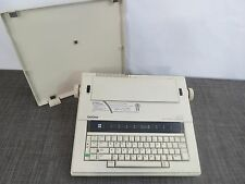 BROTHER AX-15 PORTABLE ELECTRONIC TYPEWRITER /3C3