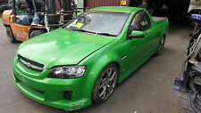 HOLDEN COMMODORE VE E2 SSV UTE 6.0 V8 GEN4 LS MANUAL WRECKING. WHEEL NUT