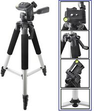 """Pro Series 57"""" Tripod With Case For JVC Everio GZ-HM200 GZ-HD300 GZ-HD320"""