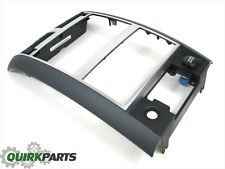 2004 2005 2006 Dodge Durango Radio Dash Navigation Bezel Assembly MOPAR OEM NEW