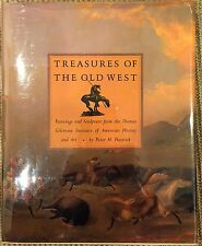 Treasures of the Old West: Paintings and Sculpture from the Thomas Gilcrease Ins