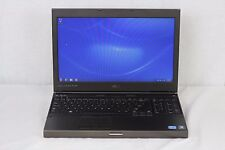 "Dell Precision M4600 15.6"" LCD i7-2720QM@2.2GHz 8GB 320GB Win7 Pro, Dead Battery"