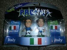 TOTTI & CANNAVARO-PRO stelle-corinthian-Figure di Calcio-ITALIA - 2005