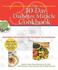 The 30-Day Diabetes Miracle Cookbook: Stop Diabetes with an...  (ExLib)