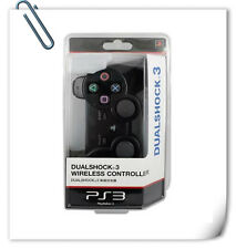 PS3 Dualshock Controller Wireless 100% compatible Color black blue red silver