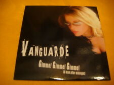 Cardsleeve Single CD VANGUARDE Gimme Gimme Gimme 2TR 2004 ABBA COVER