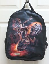 """Anne Stokes"""" Hell on Wheels"""" Backpack/Rucksack by Nemesis Now New"""