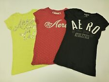 3 Aeropostale Womens Size Small T Shirt Lot Great Condition