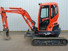 KUBOTA U10 U20 U35 U45  EXCAVATOR SERVICE MANUAL ON CD *FREE POSTAGE*