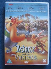 Asterix And the Vikings (DVD, 2007)