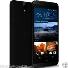 brand new htc one e9 plus black 32gb 3gb ram 20mp camera imported