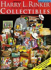 Harry L. Rinker Official Price Guide to Collectibles - First Edition - Autograph
