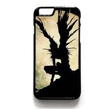 Death Note Hard Plastic Phone Case Cover For iPhone 4/4s 5/5s/SE 5c 6/6s Plus