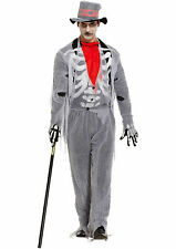 Men's Halloween Party One Size Fancy Dress Costume Voodoo Witch Doctor