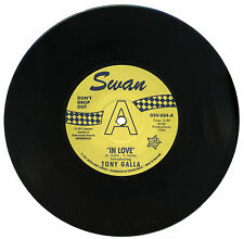 "TONY GALLA  ""IN LOVE""  ALL TIME CLASSIC NORTHERN SOUL MONSTER   DEMO    LISTEN!"