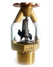 """3/4"""" NPT 212*F ESFR K14 Brass Pendent Fire Sprinkler head Victaulic V4402"""