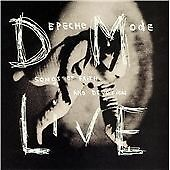 Depeche Mode - Songs of Faith and Devotion Live (Live Recording, Mute CD)