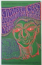 Bill Graham BG 45 Handbill 1/13-15/1967 Fillmore