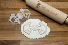 Tie Fighter Cookie Cutter - Star Wars Tie Fighter
