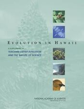 Evolution in Hawaii: A Supplement to Teaching About Evolution and the Nature of