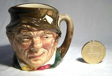 Early royal doulton mini miniature personnage pichet paddy D6042 (s105)
