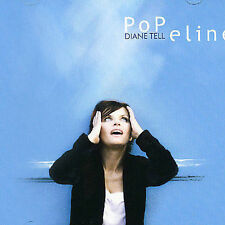 FREE US SHIP. on ANY 2 CDs! NEW CD Diane Tell: Popeline Import