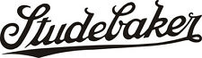 Studebaker Automobile car truck antique vehicle garage decal sticker