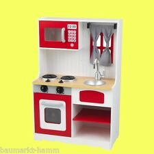 KIDKRAFT Rote Country Küche 53299  Küche Spielküche Red Spielküche Holzküche