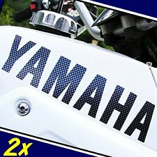 CARBON FIBER Yamaha r6 sticker fzr 600 ttr125 400 decal R3 R1M 09 FZ 07 FZ6R 230