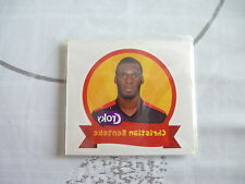 Rode Duivels Tattoo Christian Benteke Croky Red Devils Diables Rouges