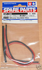Tamiya 50186 Silicone Insulated Wire (Battery/ESC/Motor Cables/Wires), NIP