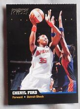 2005-06 Sports Illustrated For Kids Cheryl Ford Detroit Shock Basketball Card