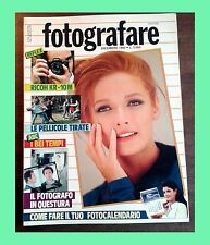 FOTOGRAFARE 12 1992 RICOH KR - 10M COME FARE IL TUO FOTOCALENDARIO NIKON ANNI 50