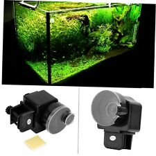 Digital Automatic Fish Feeder Aquarium Tank Electronic Fish Food Feeder Timer GU