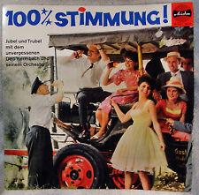 Schallplatte LP - 100% Stimmung! - Otto Kermbach Orchester