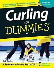 Curling for Dummies by Bob Weeks (2006, Paperback, Revised)