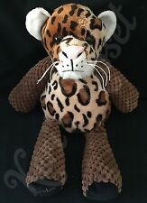 Scentsy Buddy Chika Cheetah No Scent Pak or Box Stuffed Animal Retired Rare