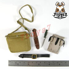 DAM Toys 1/6 78021 SPETSNAZ in Beslan_ Combat Knife Set _Elite Russia Now DM050I