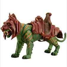 He-Man Masters Of The Universe Action Figure Battle Cat Fighting Tiger 2 DAY GET