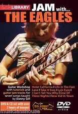 Lick Library Learn To Jam with the EAGLES Gitarre DVD HOTEL CALIFORNIA Fels