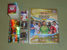 2013 2014 RFPL Russian League ADRENALYN XL PANINI - binder + set (ALL 300 cards)