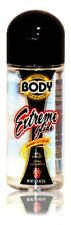 Body Action Lube eXtreme SILICONE Personal Sex Lubricant Condom Toy 2.3 oz