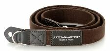 ARTISAN & ARTIST Old classic camera strap ACAM-102 Brown / Made in Japan