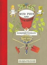 Mud Pies and Other Recipes, Gardening, Activities & Toys, Marjorie Winslow, Exce
