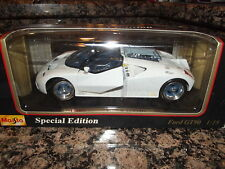 Die Cast Ford GT90 Maisto 1:18 Special Edition