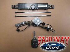 11 thru 14 F-150 OEM Genuine Ford Remote Starter Kit - Plug N Play - FACTORY NEW