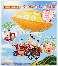 JP Sylvanian Families V-04 Sky Adventure by Airship