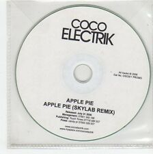 (FE1000) Coco Electrik, Apple Pie - 2006 DJ CD