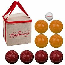 Budweiser Bocce Ball Set - Regulation Size